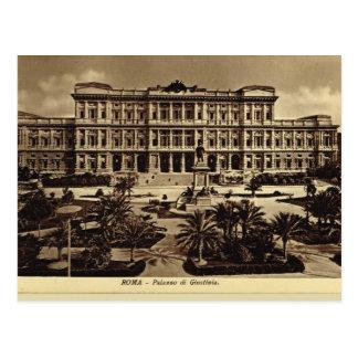 Roma, Palazzo del Guistizia Postales