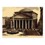 Roma, panteón postal