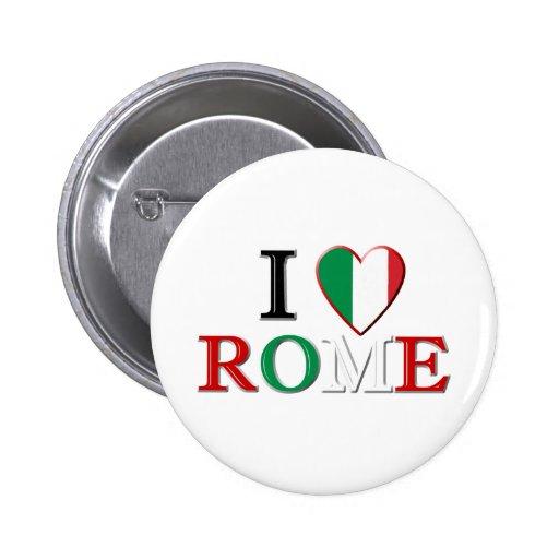 Roma Pin Redondo 5 Cm