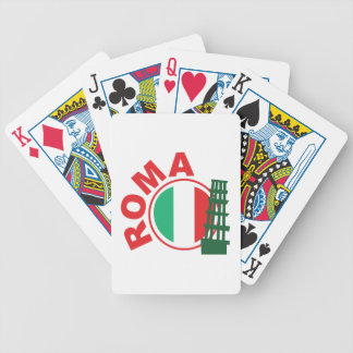 Roma Bicycle Playing Cards