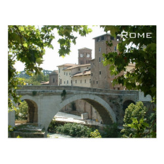 Roma - Ponte Fabricio Tarjetas Postales