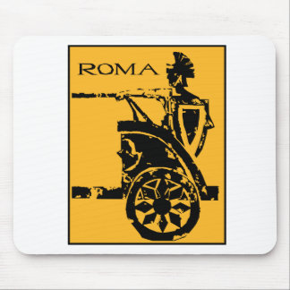 Roma Poster Mouse Pad