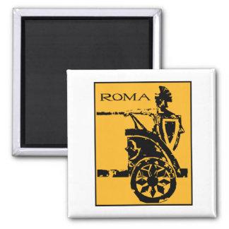 Roma Poster Refrigerator Magnets