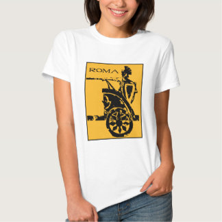 Roma Poster T-shirts