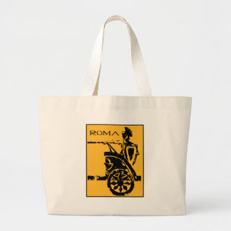 Roma Poster Tote Bags