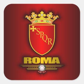 Roma (Roma) Pegatina Cuadrada
