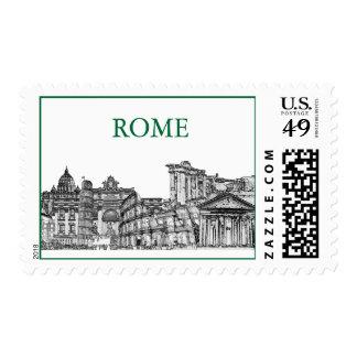 Roma, Rome... travel souvenir gifts Postage
