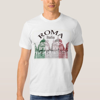 Roma selló playera