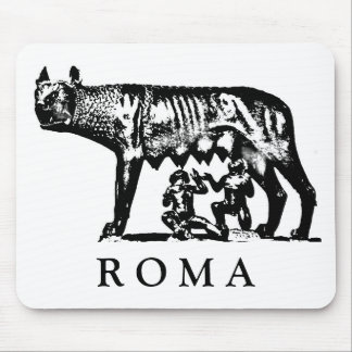 ROMA She-Wolf Mouse Pad