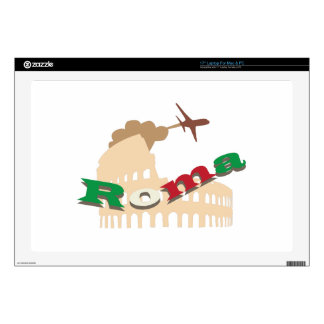 Roma Decal For Laptop