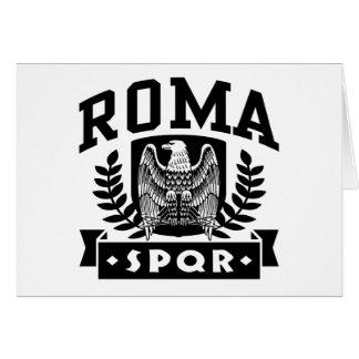 Roma SPQR Card