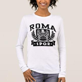 Roma SPQR Long Sleeve T-Shirt