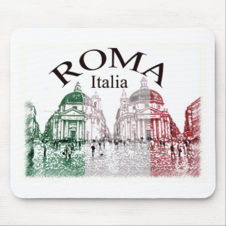 Roma Stamped Mouse Mats