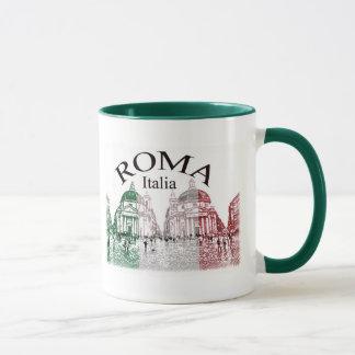Roma Stamped Mug