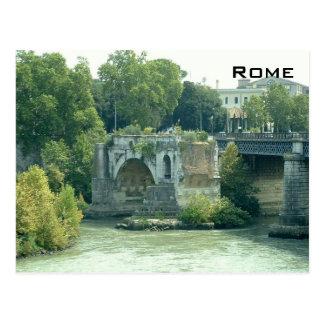 Roma Tarjeta Postal