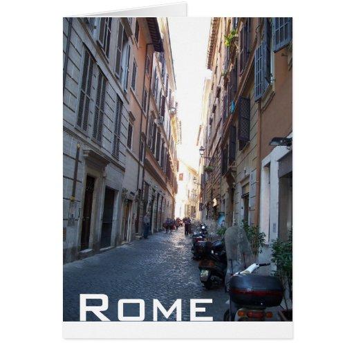 Roma Tarjetón