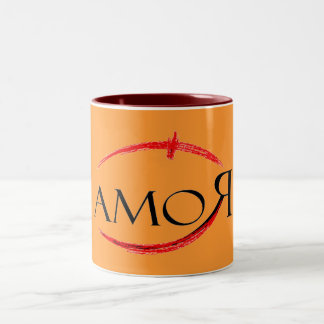 Roma Two-Tone Coffee Mug