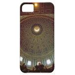 Roma, Vatican, bóveda de la basílica de San Pedro iPhone 5 Case-Mate Funda