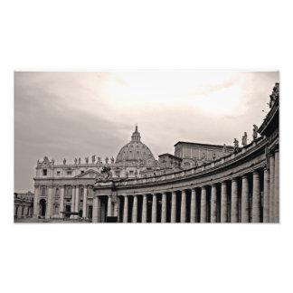 Roma, vatican arte con fotos