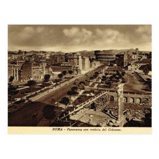 Roma, Veduta del Colosseo 1890 Postal