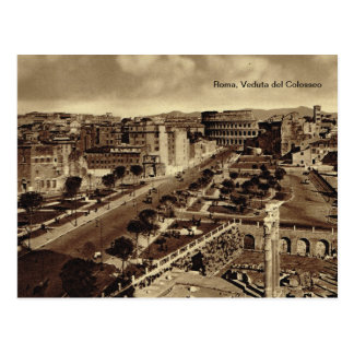 Roma, Veduta del Colosseo Tarjetas Postales