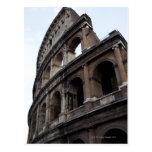Roman amphitheatre 2 postcard