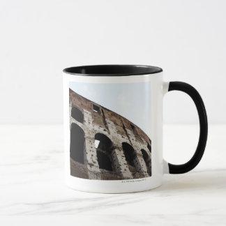 Roman amphitheatre mug