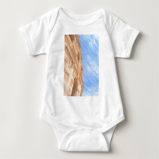 Roman Ampitheatre Baby Bodysuit