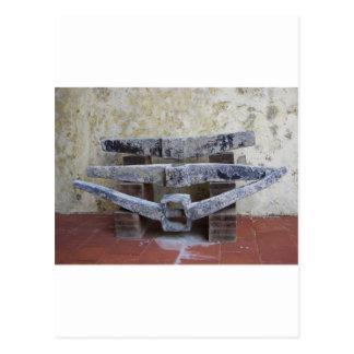 Roman Anchors Postcard