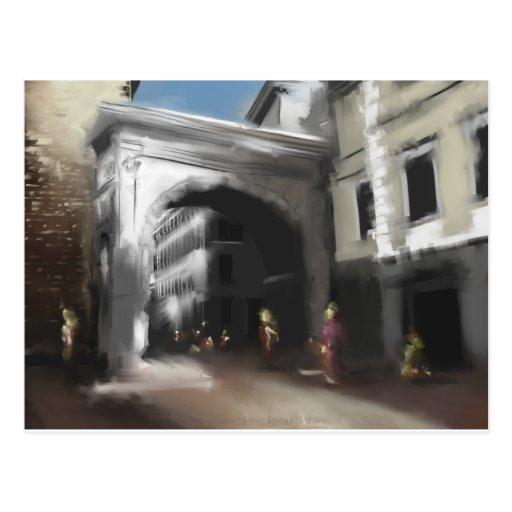 Roman Arch Postcards
