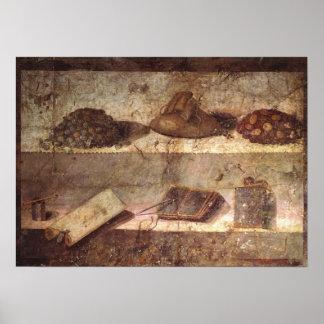 Roman Art Poster