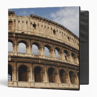 Roman Art. The Colosseum or Flavian 2 Binder