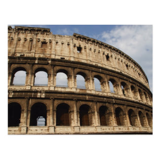 Roman Art. The Colosseum or Flavian 2 Postcard