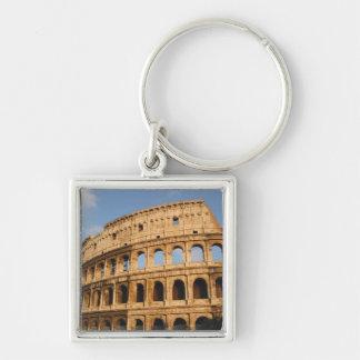 Roman Art. The Colosseum or Flavian 3 Keychain