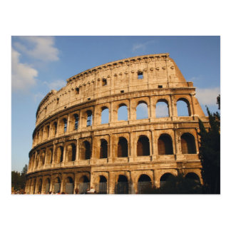 Roman Art. The Colosseum or Flavian 3 Postcard