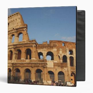 Roman Art. The Colosseum or Flavian 4 Binder