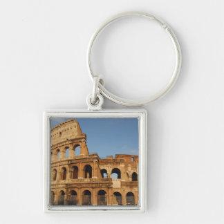 Roman Art. The Colosseum or Flavian 4 Key Chain