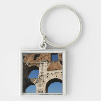 Roman Art. The Colosseum or Flavian 5 Key Chain