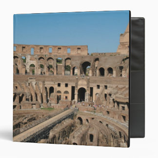 Roman Art. The Colosseum or Flavian 6 3 Ring Binder