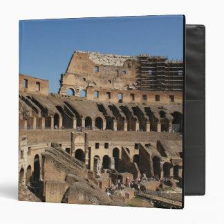 Roman Art. The Colosseum or Flavian 7 3 Ring Binder