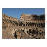 Roman Art. The Colosseum or Flavian 7 Card