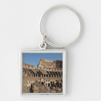 Roman Art. The Colosseum or Flavian 7 Keychain