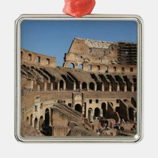 Roman Art. The Colosseum or Flavian 7 Metal Ornament