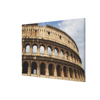Roman Art. The Colosseum or Flavian Canvas Print