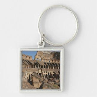 Roman Art. The Colosseum or Flavian Key Chain