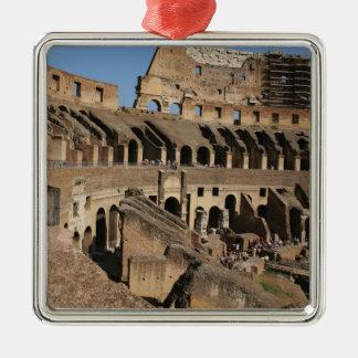 Roman Art. The Colosseum or Flavian Metal Ornament