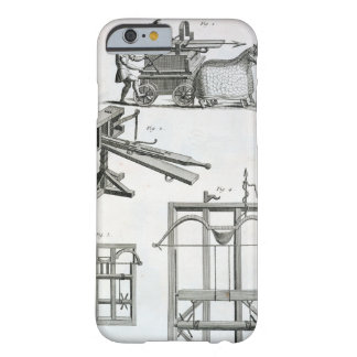 Roman Ballistic Machinery, from the 'Encyclopedie Barely There iPhone 6 Case