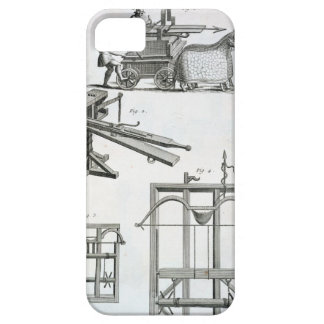 Roman Ballistic Machinery, from the 'Encyclopedie iPhone 5 Cases