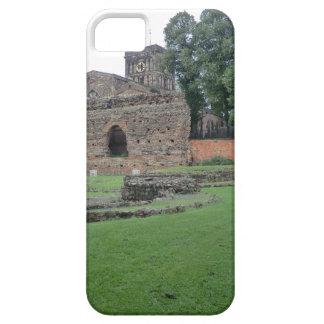Roman Bathhouse in Leicester, England iPhone SE/5/5s Case