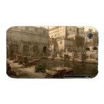 Roman Baths and Abbey I, Bath, Somerset, England iPhone 3 Cases